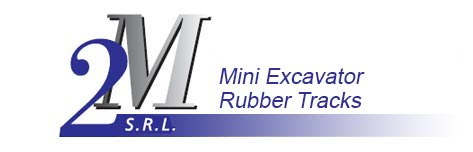 Mini Excavator Rubber Tracks